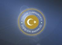 MÜSAMAHA - Türkiye'den Sert Tepki