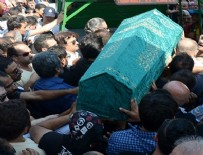 Filiz Aker - Vatan Şaşmaz'ın cenazesinde büyük ayıp