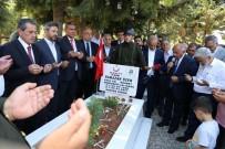 ADNAN BOYNUKARA - Adıyaman'da Şehitlik Ve Şehit Aileleri Ziyaret Edildi