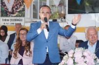 GARIBAN - AK Parti Grup Başkanvekili Bülent Turan Lapseki'de