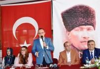 GIDA ZEHİRLENMESİ - AK Parti Grup Başkanvekili Turan'dan CHP'ye Tepki Açıklaması