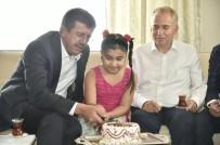 UZMAN JANDARMA - Bakan Zeybekci'den Şehit Kızına Doğum Günü Sürprizi