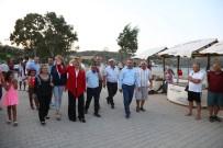 KADıN HAKLARı  - Balıklıova Rekreasyon Alanı Bayram Coşkusuyla Açıldı