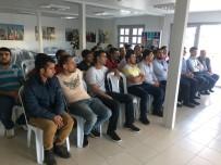 BAŞAKŞEHİR BELEDİYESİ - Başakşehir Belediyesi Kasaplara Kurban Kesim Eğitimi Verdi
