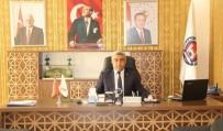 SÜRGÜN - Belediye Başkanı Fatih Çalışkan Açıklaması Müslümanlar, Arakan'daki Zulüme Karşı Tek Yürek Olmalı
