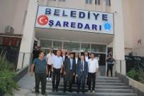ÇOCUK FESTİVALİ - Beşiktaş Belediye Başkanı Hazinedar Çocuk Festivali İçin Hakkari'ye Geldi