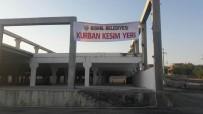 BÜYÜKBAŞ HAYVANLAR - Bismil'de Kurban Kesim Yerleri Belirlendi