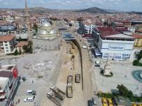 ORHAN KEMAL - Büyükşehir'den 4 Cadde Kesişimine Köprülü Kavşak