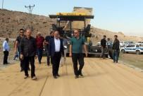 MEHMET YAŞAR - Büyükşehir, Sınırın Sıfır Noktasında Çalışıyor