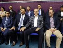 FENERBAHÇE ÜLKER - Cumhurbaşkanı Erdoğan'dan A Milli Basketbol Takımına Sürpriz Ziyaret