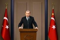 SINIR ÖTESİ - Cumhurbaşkanı Erdoğan'dan Kurban Bayramı Mesajı