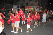 HAKAN KILIÇ - Didim'de 30 Ağustos Fener Alayı Ve Konserle Kutlandı