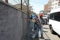 MEZOPOTAMYA - Diyarbakır Büyükşehir Belediyesi Görüntü Kirliliğini Ortadan Kaldırıyor
