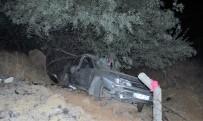 Elazığ'da Feci Kaza, Baba İle 1 Yaşındaki Oğlu Öldü