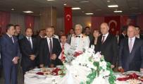 ERZURUM VALISI - Erzurum'da 30 Ağustos Resepsiyonu