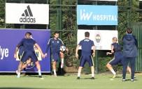 İSMAIL KÖYBAŞı - Fenerbahçe'nin Yeni Transferi Neto İlk Antrenmanına Çıktı