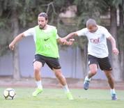 FLORYA - Galatasaray'da Antalyaspor Maçı Hazırlıkları Sürüyor