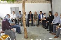 FATIH ÖZDEMIR - Gürün'de Bayramlaşma Programı Düzenlendi