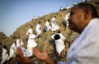 TESBIH - Hacı Adayları Arafat'a İntikalleri Tamamlandı