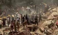 MUMBAI - Hindistan'da Bina Çöktü Açıklaması 3 Ölü