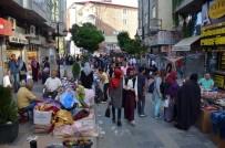 Iğdır'da Bayram Pazarı Kuruldu