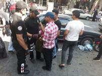 GÖZALTI İŞLEMİ - Kahramanmaraş'ta Huzur Arefe 2 Operasyonu