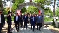 ERTUĞRUL ÇALIŞKAN - Karaman'da Şehitlik Ziyareti