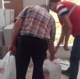 BAYRAM HEDİYESİ - Kızılay'dan 200 Aileye Yardım
