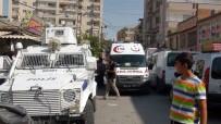 Kızıltepe'de Silahlı Kavga Açıklaması 7 Yaralı