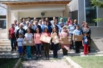 FATIH ÖZDEMIR - Milletvekili Boyraz'dan TEOG'da Dereceye Giren Öğrencilere Ödül