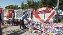 VİTRİN - Polisin Güvenlik Duvarını Fırsata Çevirdiler