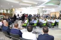 ADNAN BOYNUKARA - Protokol Üyeleri Vatandaşlar İle Bayramlaştı