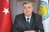 UMUTSUZLUK - Rektör Taşaltın Kurban Bayramını Kutladı