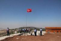 KUŞ BAKıŞı - Resul Osman Dağı Mesire Alanında Çalışmalar Sürüyor