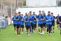 ERSUN YANAL - Trabzonspor, Gençlerbirliği Maçı Hazırlıklarını Sürdürdü
