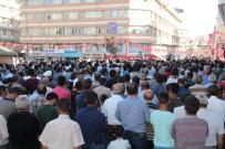 ÖMER CAMII - Van'da Arakanlı Müslümanlar İçin Gıyabi Cenaze Namazı Kılındı