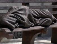 PHILADELPHIA - ABD bu heykeli tartışıyor