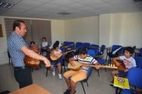 ŞEHİR TİYATROSU - Adana'da 9 Branşta Sanat Eğitimi