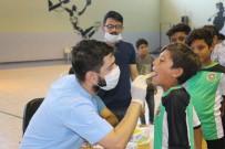 DIŞ HEKIMI - Akçakaleli Çocuklara Diş Taraması