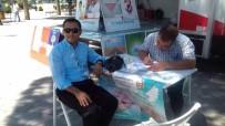 BEYIN ÖLÜMÜ - Alaşehir Kaymakamı Organlarını Bağışladı