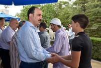 ÇİMENTO FABRİKASI - Altay, 'Yatırımlarımız Tüm Türkiye'ye Hitap Ediyor'