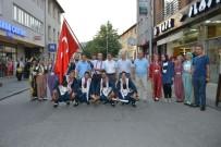 AHMET ÖZEN - Altıeylül Korteji Bosna'da