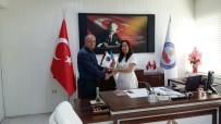 Asimder'den Nüfus Müdürü Akış'a Ziyaret