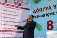 ULAŞTIRMA BAKANI - Bakan Eroğlu'ndan Ağrı'ya 126 Milyon TL'lik Yatırım Sözü