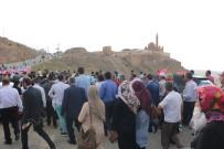 Bakan Kurtulmuş Ve Kaya, İshak Paşa Sarayı'nda İnceleme Yaptı