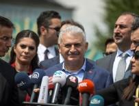 ABDÜLKADIR GEYLANI - Başbakan Yıldırım'dan gazetecilere tavsiye