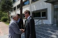 RÜZGAR ENERJİSİ - Başkan Çelik, Kayserigaz'ın Yönetim Kurulu Toplantısına Katıldı