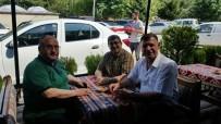 ŞEYH EDEBALI - Başkan Hasan Can Şeyh Edebali Türbesini Ziyaret Etti