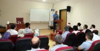 TÜRK DÜNYASI - Başkan Karaosmanoğlu'ndan Dini Yüksek İhtisas Merkezi'ne Ziyaret