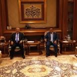 YENİ ŞAFAK GAZETESİ - Başkan Yağcı, Yeni Şafak Gazetesi İmtiyaz Sahibi Ahmet Albayrak'la Bir Araya Geldi